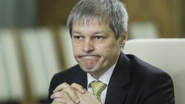 Dacian Cioloș, dezamăgit.