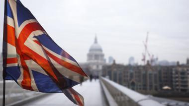 steagul UK în Londra