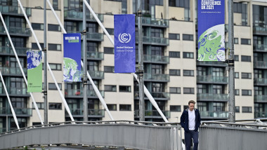 Glasgow Builds Up To Hosting COP26 Climate Summit