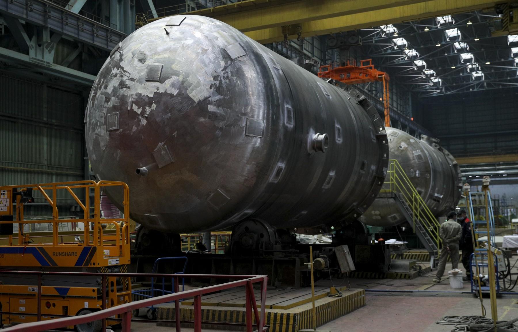 Un reactor nuclear din sudul Rusiei a fost oprit din cauza unei scurgeri de abur