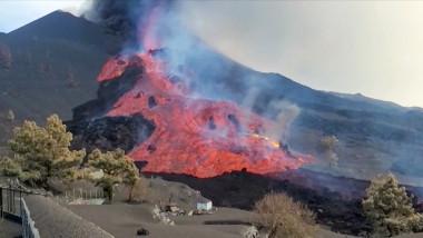 vulcanul Cumbre Vieja