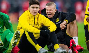 Erling Haaland, atacantul Borussiei Dortmund / Foto: Profimedia
