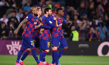 Barcelona, liderul din La Liga / Foto: Getty Images