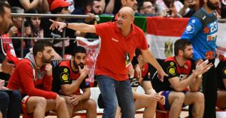 Constantin Ștefan, antrenorul echipei de handbal masculin a lui Dinamo / Foto: Sport Pictures