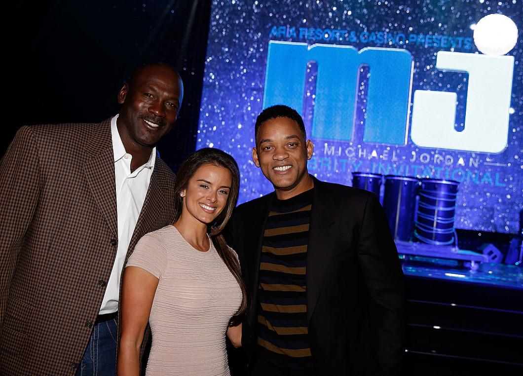 12th Annual Michael Jordan Celebrity Invitational Gala At ARIA Resort & Casino