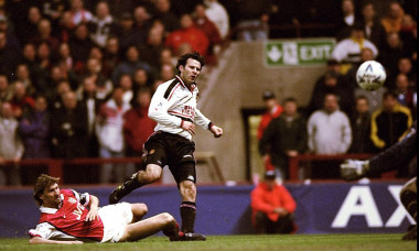 Ryan Giggs of Manchester United
