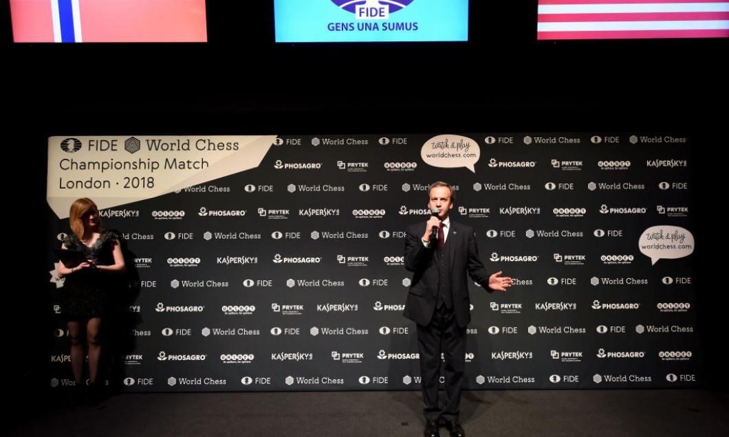 Kaspersky Lab Sponsors The World Chess Championship 2018