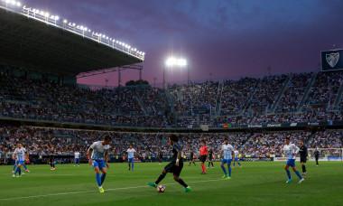 Malaga CF v Real Madrid CF - La Liga