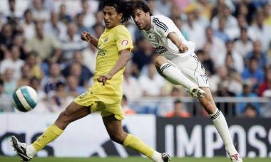 Real Madrid v Villarreal