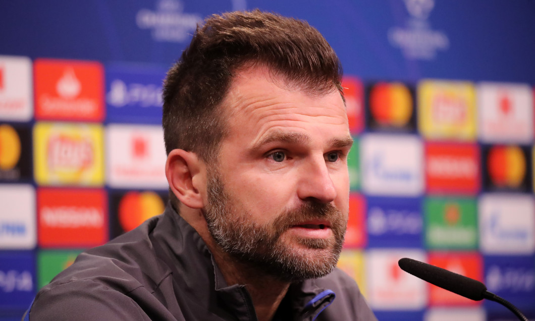 Club Brugge Training and Press Conference