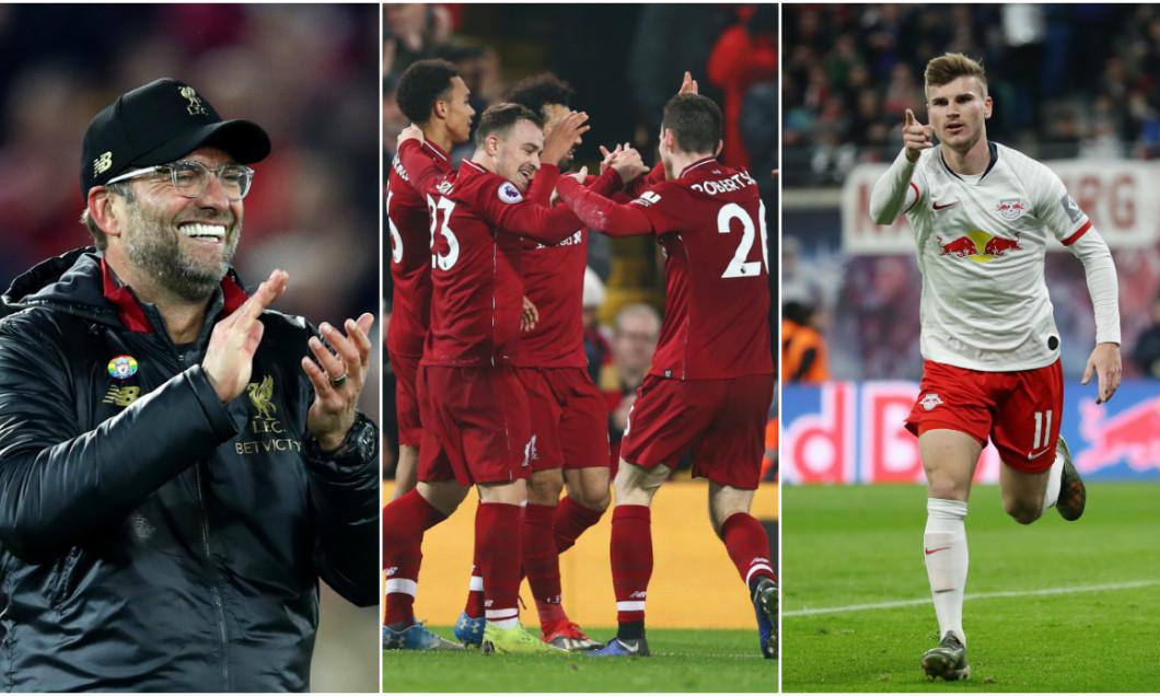 Liverpool vrea să se despartă de trei jucători pentru a-l transfera pe Timo Werner