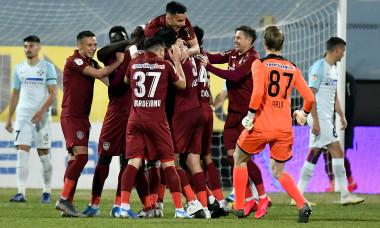 CFR Cluj întâlnește FCSB în runda a treia din play-off / Foto: Sport Pictures