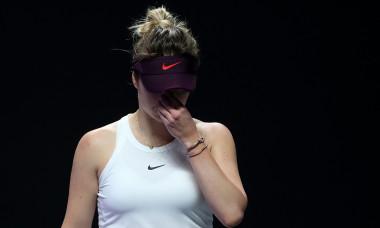 Elina Svitolina, locul cinci în ierarhia WTA / Foto: Getty Images