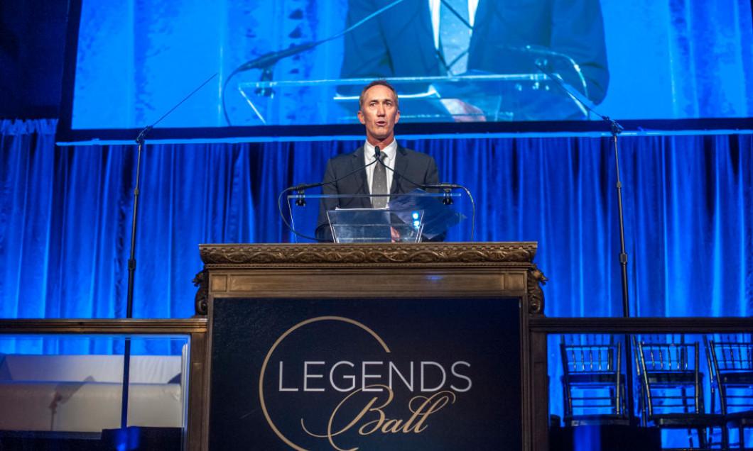 International Tennis Hall Of Fame Legends Ball