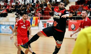 Alireza Mousavi, handbalistul lui Dinamo / Foto: Getty Images