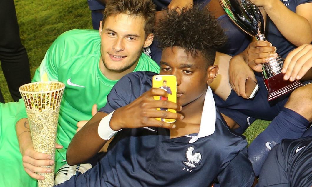 France Under-20 vs Morocco Under-20, Football, 2015 Toulon Tournament Final, Stade Mayol, Toulon, France - 07 Jun 2015