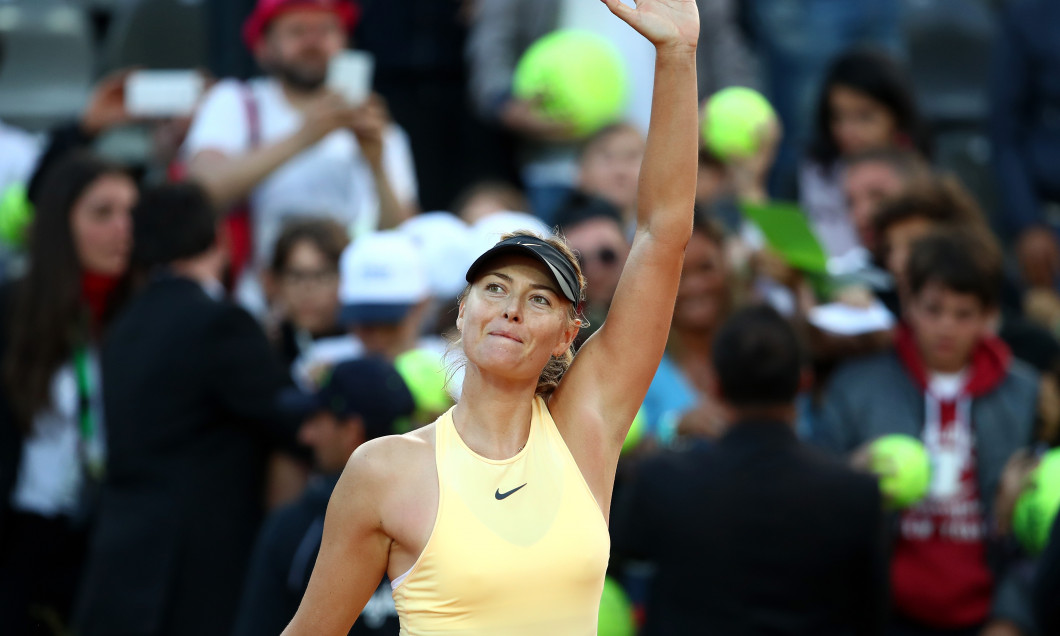 Maria Sharapova, fost lider mondial / Foto: Getty Images