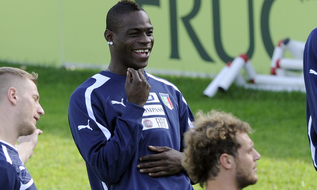 Mario Balotelli, atacantul Bresciei / Foto: Getty Images