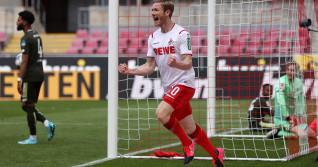 1. FC Koeln v 1. FSV Mainz 05 - Bundesliga