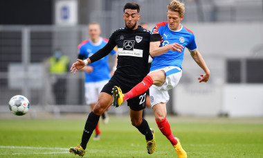 Holstein Kiel v VfB Stuttgart - Second Bundesliga