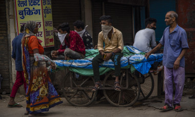 India Eases Lockdown Amid The Coronavirus Pandemic