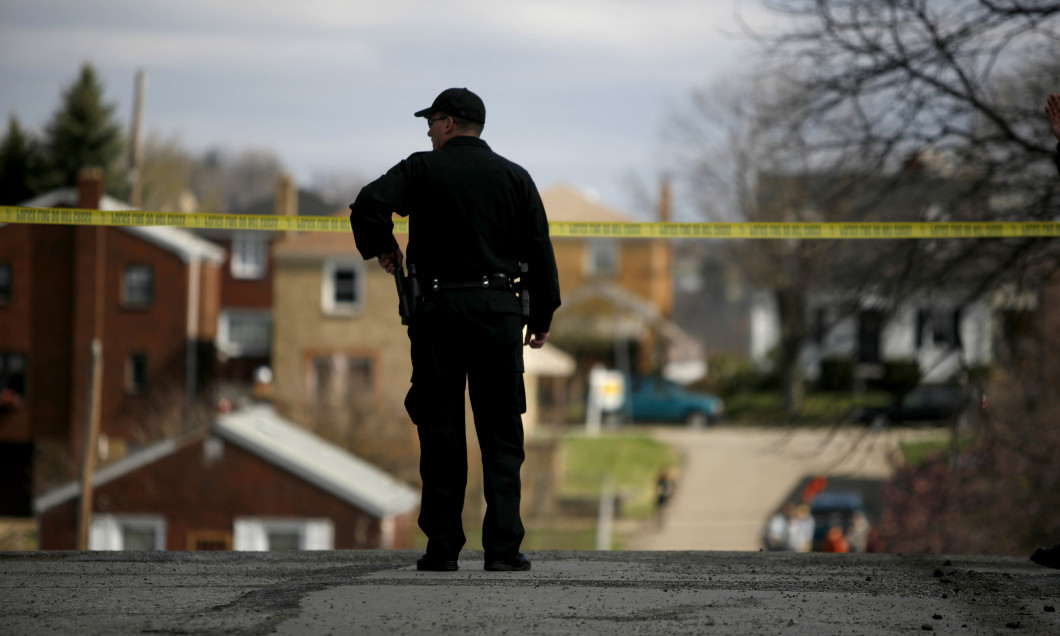 Five Police Officers Shot In Pittsburgh During Standoff With Suspect