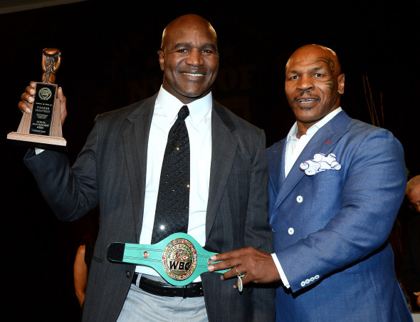 Nevada Boxing Hall Of Fame Induction Ceremony