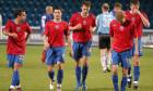 FOTBAL:VALERENGA FC-STEAUA BUCURESTI, CUPA UEFA (14.09.2005)