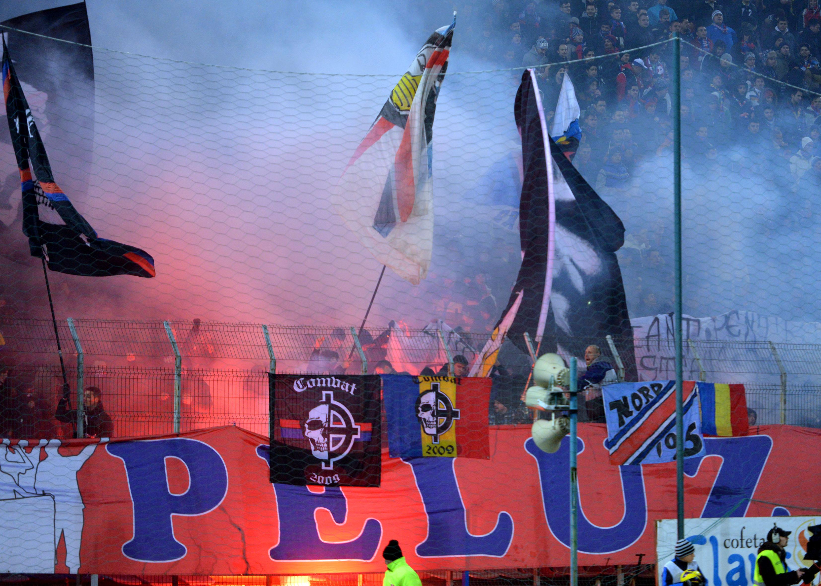 Peluza Nord revine alături de FCSB! Primul meci la care va asista în formulă completă