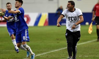 Eugen Trică, antrenorul FC U Craiova / Foto: Sport Pictures