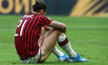 Zlatan Ibrahimovic, atacantul lui AC Milan / Foto: Getty Images