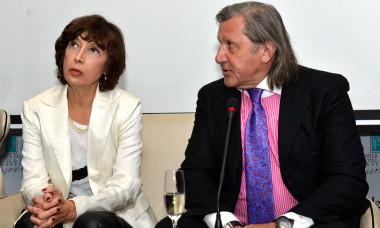Virginia Ruzici, alături de Ilie Năstase / Foto: Sport Pictures