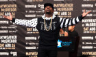 Floyd Mayweather Jr. v Conor McGregor World Press Tour - New York