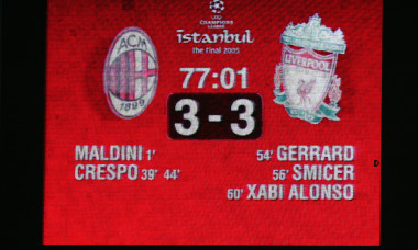 UEFA Champions League Final - AC Milan v Liverpool