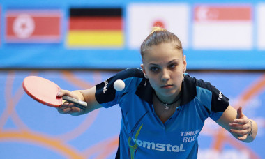 2015 ITTF World Team Cup - Day 2