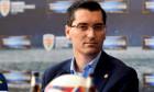 Răzvan Burleanu, președintele FRF / Foto: Sport Pictures