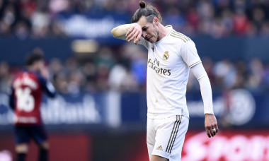 Gareth Bale, fotbalistul lui Real Madrid / Foto: Getty Images