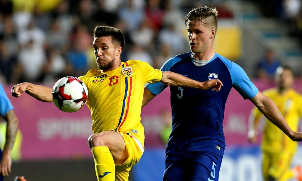 Alex Băluță, în tricoul echipei naționale / Foto: Sport Pictures