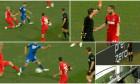 Sebastiaan Bornauw, eliminat în prima repriză a meciului cu Hoffenheim / Foto: Colaj Digi Sport