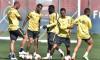 FOTBAL:ANTRENAMENT FC STEAUA BUCURESTI MECI VIKTORIA PLZEN, LIGA EUROPA (13.09.2017)
