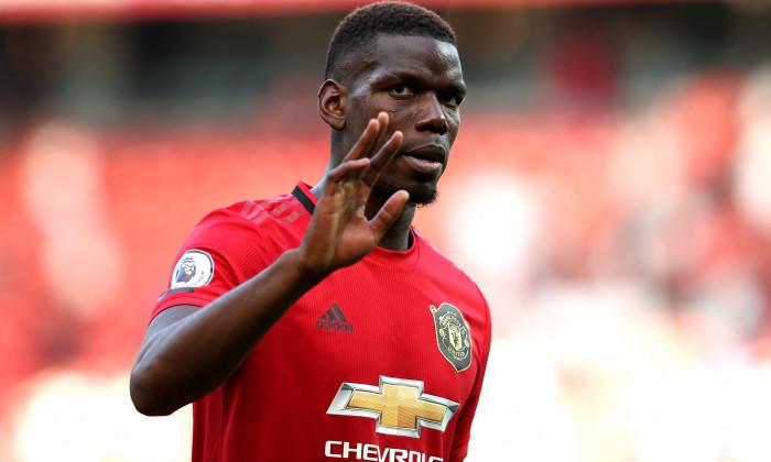 Paul Pogba, mijlocașul lui Manchester United / Foto: Getty Images