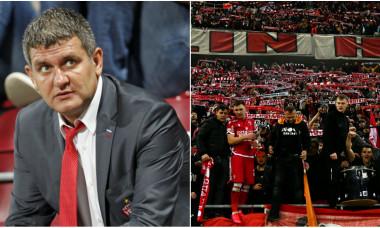 Bogdan Bălănescu a vorbit despre fanii lui Dinamo