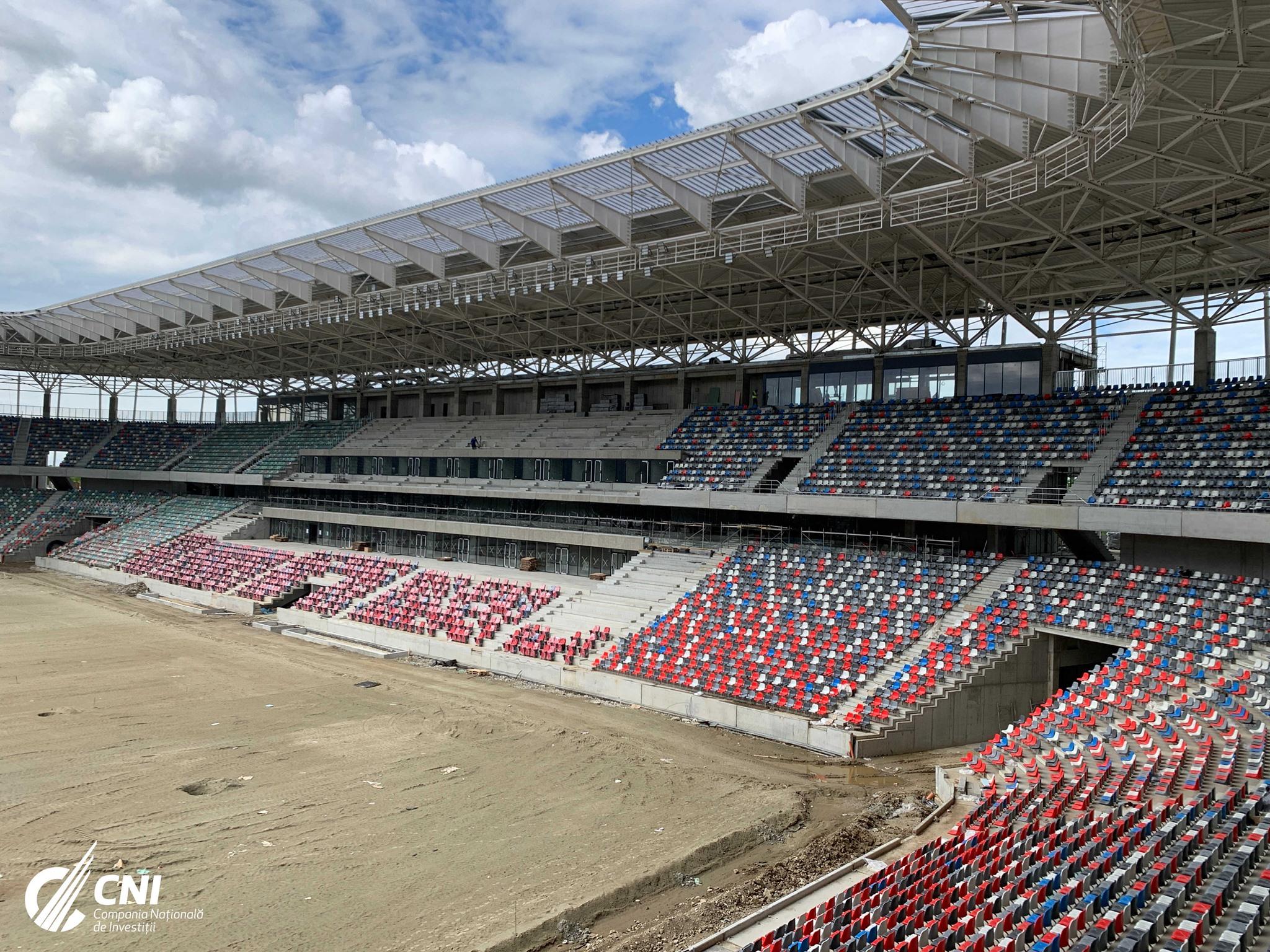 """Fanii Stelei și-au ales adversara pentru inaugurarea noului stadion: """"Ce-ar fi ca tocmai ei să fie invitați?"""""""