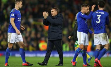 Norwich City v Leicester City - Premier League