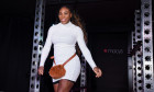 Serena Williams Visits Beautycon POP In Los Angeles