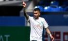 Leonardo Bittencourt a deschis scorul în meciul cu Schalke / Foto: Getty Images