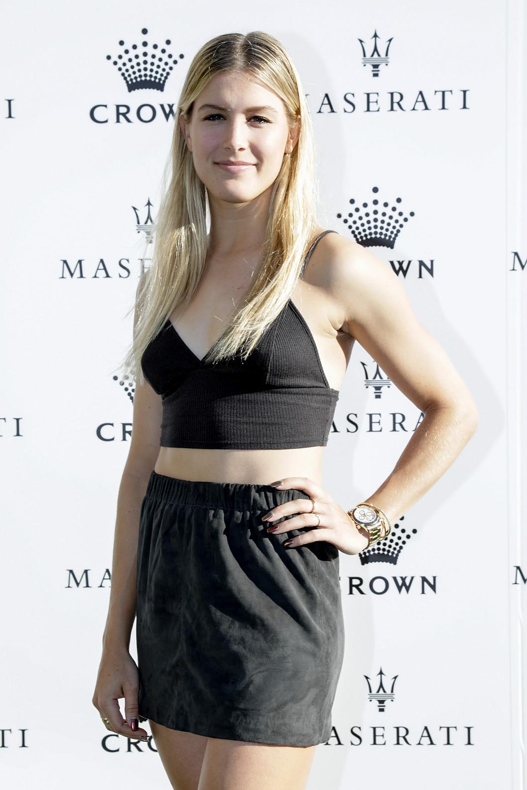 2018 Crown IMG Tennis Player