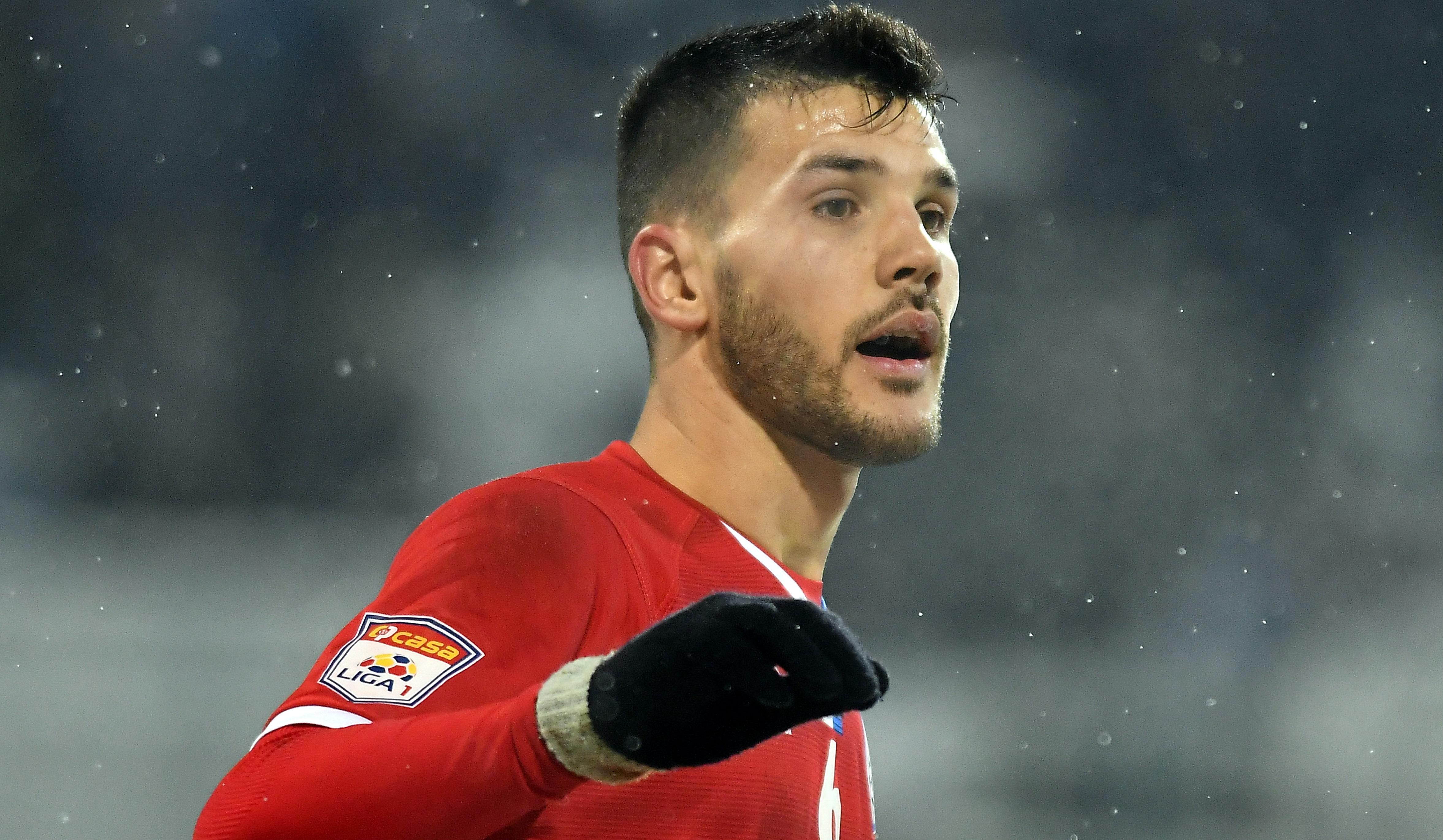 """Final de """"telenovelă""""! Chindriș pleacă în Belgia. Valeriu Iftime a confirmat: """"A fost ultimul meci pentru el la noi"""""""