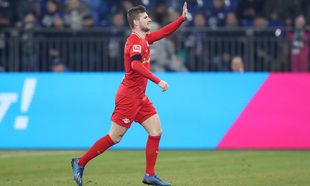 Timo Werner, atacantul lui RB Leipzig / Foto: Getty Images