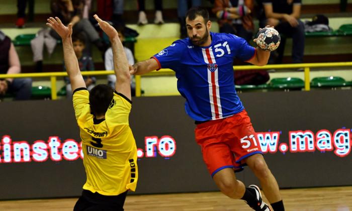 Javier Humet a semnat cu Dinamo / Foto: Sport Pictures